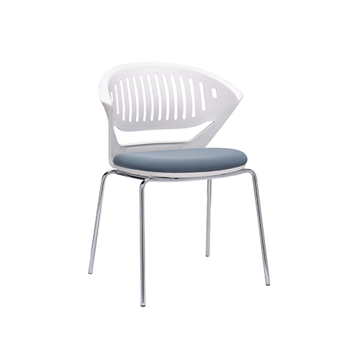 CK501-D-WH simple chair