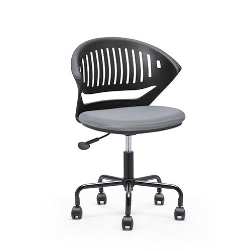 CK501G-B-BK(GREY) simple chair