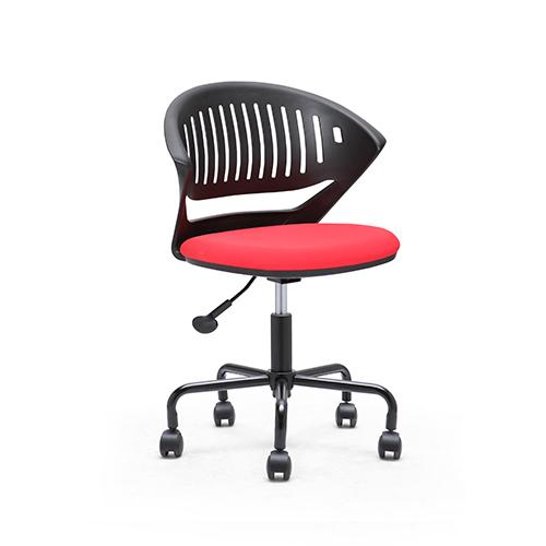 CK501G-B-BK(RED)simple chair