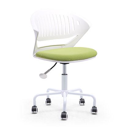 CK501G-B-WH(GREEN)simple chair