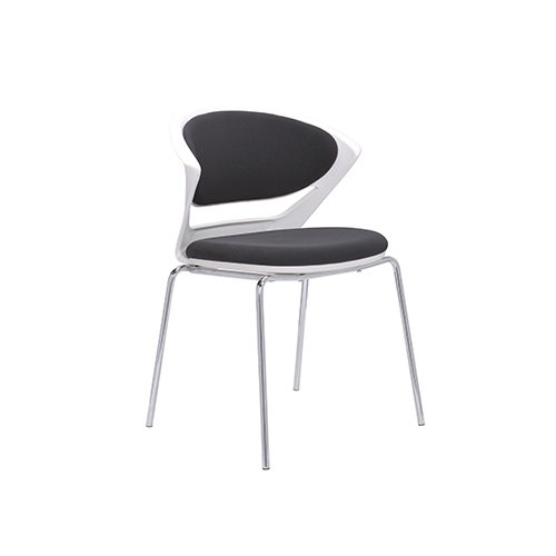 CK501-C-WH simple chair