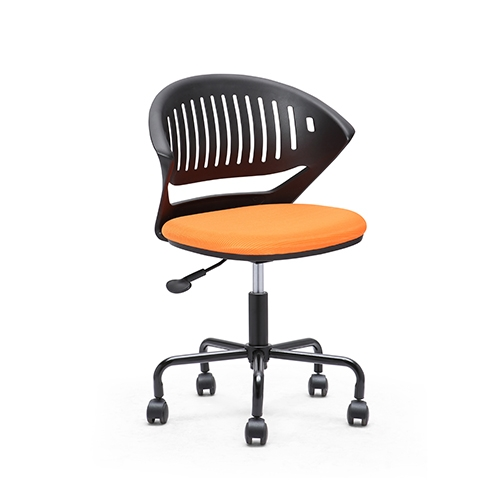 CK501G-B-BK(ORANGE) simple chair
