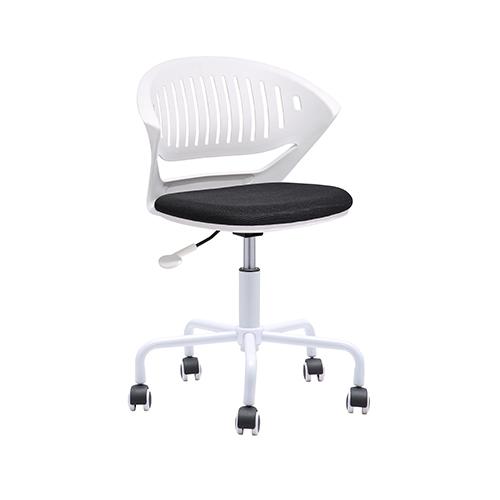 CK501G-B-WH(BLACK)simple chair